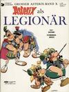 Cover for Asterix (Egmont Ehapa, 1968 series) #10 - Asterix als Legionär [5 DM]