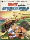 Cover for Asterix (Egmont Ehapa, 1968 series) #11 - Asterix und der Arvernerschild [5 DM]