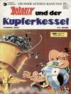 Cover for Asterix (Egmont Ehapa, 1968 series) #13 - Asterix und der Kupferkesel