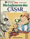 Cover for Asterix (Egmont Ehapa, 1968 series) #18 - Die Lorbeeren des Cäsar
