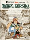 Cover for Asterix (Egmont Ehapa, 1968 series) #20 - Asterix auf Korsika