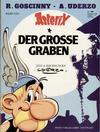 Cover for Asterix (Egmont Ehapa, 1968 series) #25 - Der große Graben