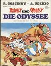 Cover for Asterix (Egmont Ehapa, 1968 series) #26 - Die Odyssee