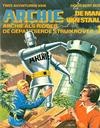 Cover for Archie de Man van Staal (Oberon, 1980 series) #1 - Archie als ridder/De gepantserde struikrover