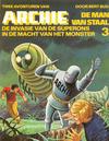 Cover for Archie de Man van Staal (Oberon, 1980 series) #3 - De invasie van de Superons/In de macht van het monster