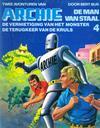 Cover for Archie de Man van Staal (Oberon, 1980 series) #4 - De vernietiging van het monster/De terugkeer van de Kruls