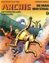 Cover for Archie de Man van Staal (Oberon, 1980 series) #9 - Het kristallen luipaard