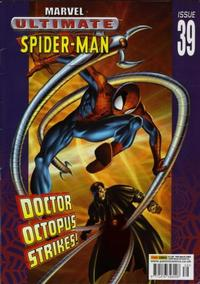 Cover for Ultimate Spider-Man (Panini UK, 2002 series) #39