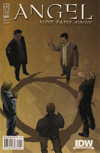 Cover Thumbnail for Angel: Not Fade Away (IDW, 2009 series) #1
