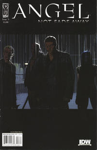 Cover Thumbnail for Angel: Not Fade Away (IDW, 2009 series) #3