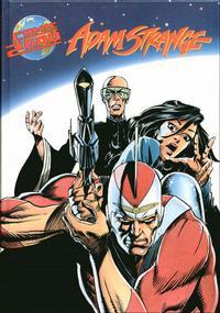 Cover Thumbnail for Comic 2000 (Norbert Hethke Verlag, 1991 series) #2 - Adam Strange