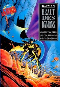 Cover Thumbnail for Comic 2000 (Norbert Hethke Verlag, 1991 series) #3 - Batman - Braut des Dämons