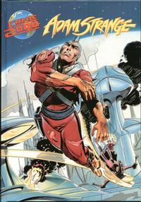 Cover Thumbnail for Comic 2000 (Norbert Hethke Verlag, 1991 series) #5 - Adam Strange