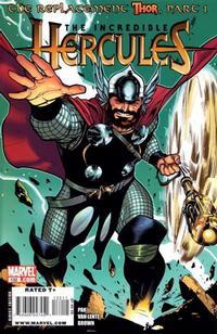 Cover Thumbnail for Incredible Hercules (Marvel, 2008 series) #132