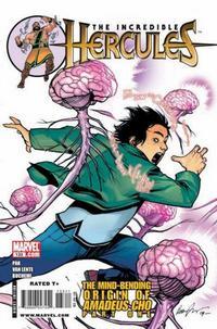 Cover Thumbnail for Incredible Hercules (Marvel, 2008 series) #133