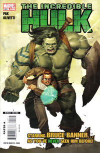 Cover Thumbnail for Incredible Hulk (Marvel, 2009 series) #601