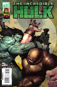 Cover Thumbnail for Incredible Hulk (Marvel, 2009 series) #602