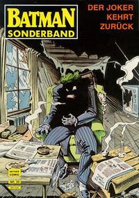 Cover Thumbnail for Batman Sonderband (Norbert Hethke Verlag, 1989 series) #30 - Der Joker kehrt zurück