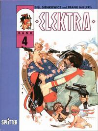 Cover Thumbnail for Elektra (Splitter, 1989 series) #4