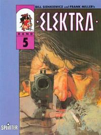 Cover Thumbnail for Elektra (Splitter, 1989 series) #5