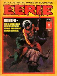 Cover Thumbnail for Eerie (K. G. Murray, 1974 series) #6