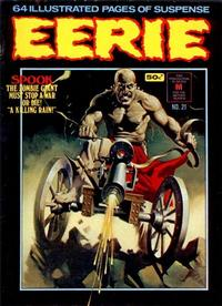 Cover Thumbnail for Eerie (K. G. Murray, 1974 series) #21