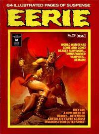Cover Thumbnail for Eerie (K. G. Murray, 1974 series) #28
