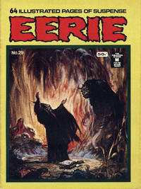 Cover Thumbnail for Eerie (K. G. Murray, 1974 series) #29