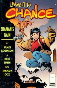 Cover Thumbnail for Leave It to Chance: Shaman's Rain (Image, 1997 series)
