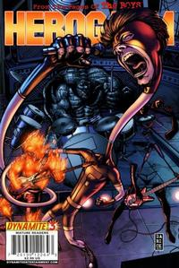 Cover Thumbnail for The Boys: Herogasm (Dynamite Entertainment, 2009 series) #3