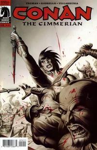 Cover Thumbnail for Conan the Cimmerian (Dark Horse, 2008 series) #12 / 62