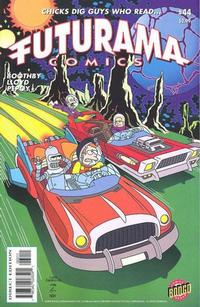 Cover Thumbnail for Bongo Comics Presents Futurama Comics (Bongo, 2000 series) #44