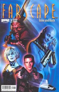 Cover Thumbnail for Farscape: Gone and Back (Boom! Studios, 2009 series) #1