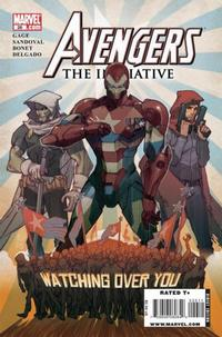 Cover Thumbnail for Avengers: The Initiative (Marvel, 2007 series) #26