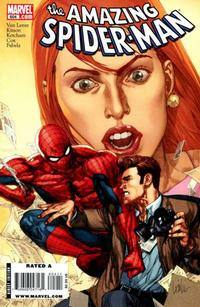 Cover Thumbnail for The Amazing Spider-Man (Marvel, 1999 series) #604