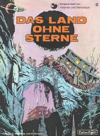 Cover Thumbnail for Valerian und Veronique (Carlsen Comics [DE], 1978 series) #3 - Das Land ohne Sterne