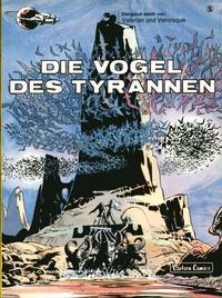 Cover Thumbnail for Valerian und Veronique (Carlsen Comics [DE], 1978 series) #5 - Die Vögel des Tyrannen