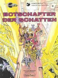 Cover Thumbnail for Valerian und Veronique (Carlsen Comics [DE], 1978 series) #6 - Botschafter der Schatten