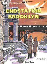 Cover Thumbnail for Valerian und Veronique (Carlsen Comics [DE], 1978 series) #8 - Endstation Brooklyn
