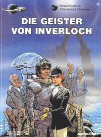 Cover Thumbnail for Valerian und Veronique (Carlsen Comics [DE], 1978 series) #11 - Die Geister von Inverloch