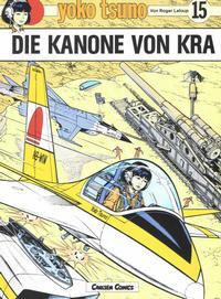 Cover Thumbnail for Yoko Tsuno (Carlsen Comics [DE], 1982 series) #15 - Die Kanone von Kra