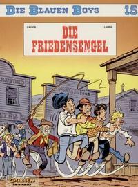 Cover Thumbnail for Die Blauen Boys (Carlsen Comics [DE], 1989 series) #15 - Die Friedensengel
