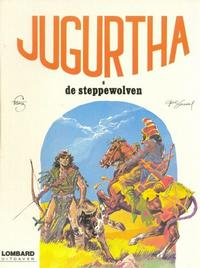 Cover Thumbnail for Jugurtha (Le Lombard, 1977 series) #6 - De steppewolven