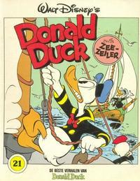 Cover Thumbnail for De beste verhalen van Donald Duck (Oberon, 1976 series) #21 - Als zeezeiler