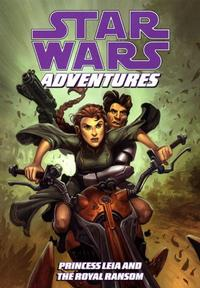 Cover Thumbnail for Star Wars Adventures: Princess Leia and the Royal Ransom (Dark Horse, 2009 series)