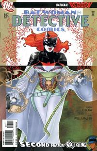 Cover Thumbnail for Detective Comics (DC, 1937 series) #857