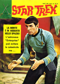 Cover Thumbnail for Star Trek [Albi Spada] (Edizioni Fratelli Spada, 1972 series) #6