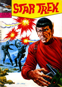 Cover Thumbnail for Star Trek [Albi Spada] (Edizioni Fratelli Spada, 1972 series) #9
