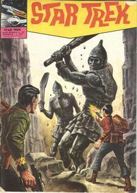 Cover Thumbnail for Star Trek [Albi Spada] (Edizioni Fratelli Spada, 1972 series) #10