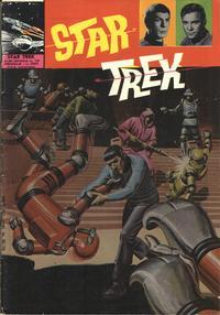 Cover Thumbnail for Star Trek [Albi Spada] (Edizioni Fratelli Spada, 1972 series) #13